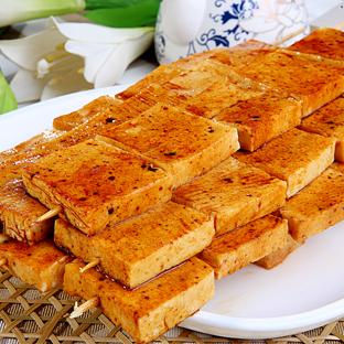 千叶豆腐串图片